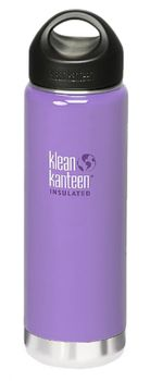 Klean Kanteen 20 oz Wide Insulated mit Loop Cap - 592ml Thermosflasche – Bild 10
