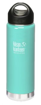 Klean Kanteen 20 oz Wide Insulated mit Loop Cap - 592ml Thermosflasche – Bild 6