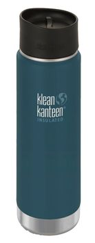Klean Kanteen 20 oz Wide Insulated mit Loop Cap - 592ml Thermosflasche – Bild 14
