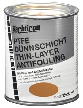 Yachticon PTFE Dünnschicht Antifouling 2500 ml – Bild 2