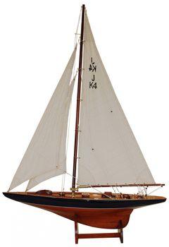 Batela Holz Modell Segelboot Endeavour Lux, 81cm