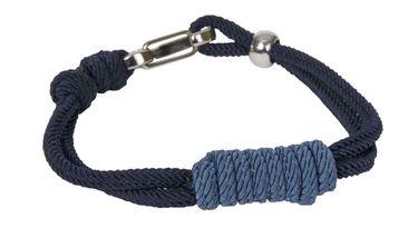 Batela Armband mit Mehrfachknoten und Schnapphaken – Bild 5