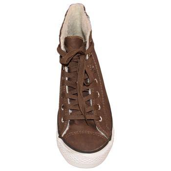 DT NewYork Damen & Herren Schnürstiefel - Casual Sneakers – Bild 4