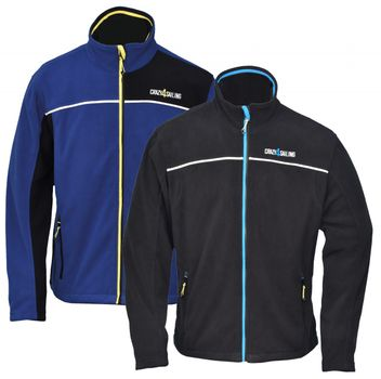 crazy4sailing Windbreaker Fleece Jacket – Bild 1
