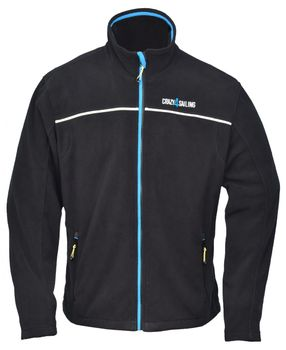 crazy4sailing Windbreaker Fleece Jacket – Bild 2