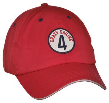 crazy4sailing Damen Herren Segel Cap mit C4S Logo – Bild 4