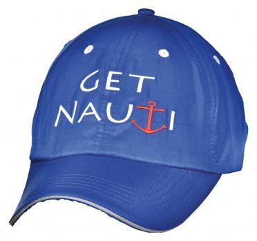 crazy4sailing Segel  Cap - Get Nauti – Bild 3