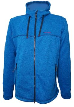 Dry Fashion Herren Strick Fleecejacke Poel – Bild 8