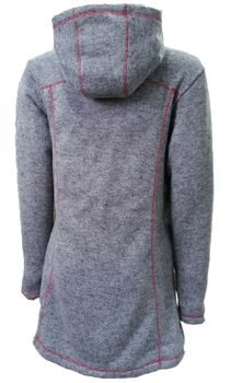 Dry Fashion Damen Fleece-Mantel Föhr – Bild 9