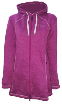 Dry Fashion Damen Fleece-Mantel Föhr – Bild 10
