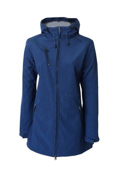 Dry Fashion Damen Softshell Mantel Kampen – Bild 11