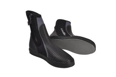 Sandiline Damen Herren Neoprenstiefel Boots 5 mm Segelstiefel halbhoch – Bild 2