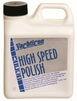 Yachticon High Speed Polish Politur 1 Liter