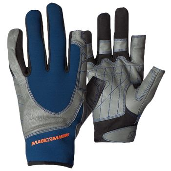 Magic Marine Damen Herren Segelhandschuhe Frixion Glove F/F