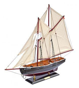 Navyline Kanadisches Holz Modellboot Bluenose – Bild 1