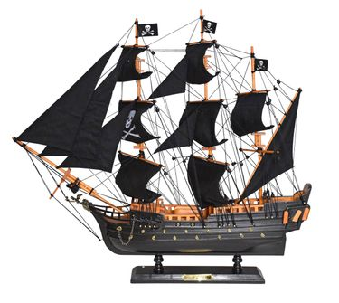 Navyline Holz Modellboot - Piratenschiff Black Pearl – Bild 2