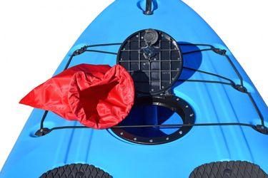 crazy4sailing SUP Board mittelblau – Bild 6
