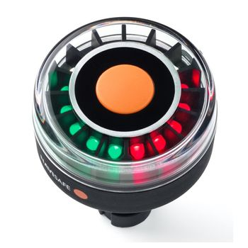 Navi-Safe LED Navigationslicht 361 - Navi Light TriColor 2 NM mit Scotty Halterung – Bild 2