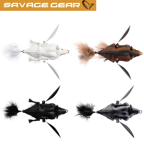 Savage Gear Fledermaus Wobbler