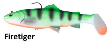 Savage Gear 3D Trout Rattle Shad  – Bild 4
