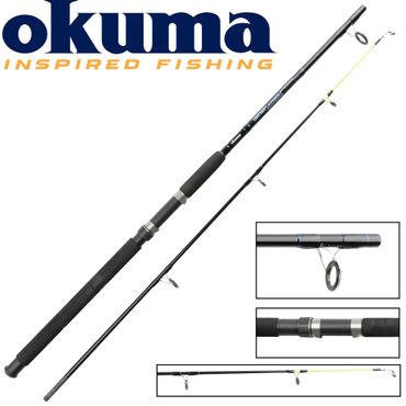 Okuma G-Force Light Boat 210cm 60-120g Pilkrute – Bild 1