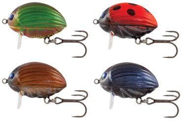 4 Salmo Lil Bug Wobbler 3cm 4,3g schwimmend – Bild 1