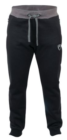 Fox Rage Black Ribbed Joggers Hose – Bild 2