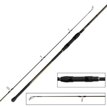 Prologic PL C2 Natura Tech 12ft 3,00lbs 2-teilige Karpfenrute – Bild 2