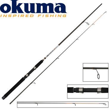 Okuma Classic Spin UFR 270cm 20-60g - Spinnrute – Bild 1