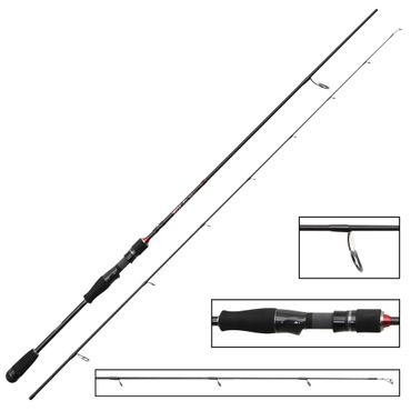 Okuma RTX Spin 180cm 0-7g - Ultra Light Spinnrute – Bild 2