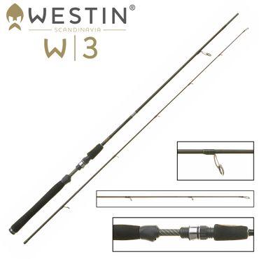 Westin W3 Vertical Jigging H 185cm 21-40g - Spinnrute – Bild 1