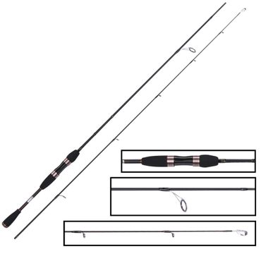 Paladin Castalia Ultra light Spin Pro I 180cm 0,8-4g - Spinnrute – Bild 2