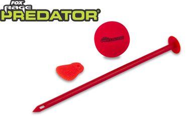 Fox Predator Kebab & Bait Popper Kit - Ködernadel – Bild 1