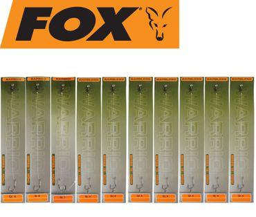 10 Fox Warrior Karpfenvorfach Fertigvorfächer – Bild 1