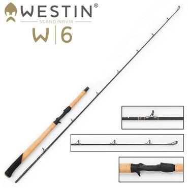 Westin W6 Jerkbait XXH 195cm 40-130g - Jerkbaitrute – Bild 1