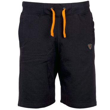 Fox Black Orange Jogger Short - Angelhose – Bild 2