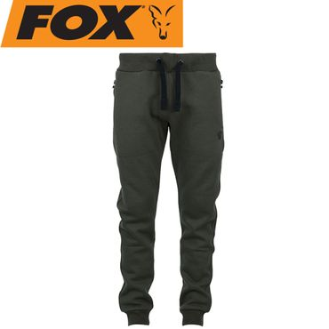 Fox Green Black Joggers - Angelhose – Bild 1