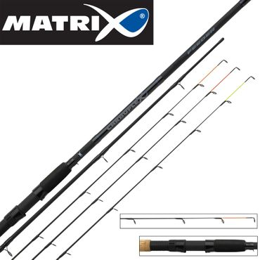 Fox Matrix Carboflex Feeder Rod 3,60m 80g - Feederrute – Bild 1