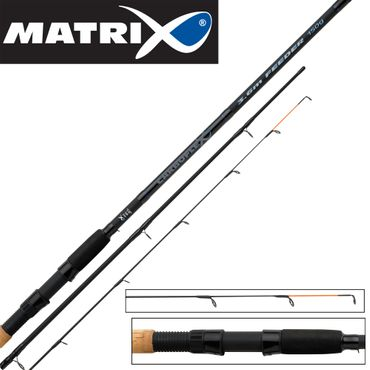 Fox Matrix Carboflex Feeder Rod 3,60m 150g - Feederrute – Bild 1