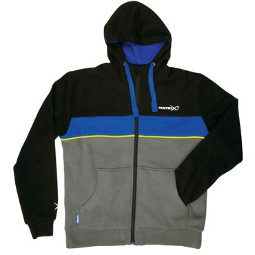 Fox Matrix Fleece Lined Hoody - Angelpullover – Bild 1