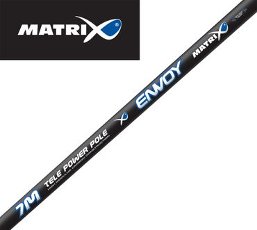 Fox Matrix Envoy Tele Power Pole 7m - Kopfrute – Bild 1