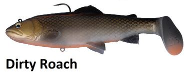 Savage Gear 3D Trout Rattle Shad Gummifische – Bild 4
