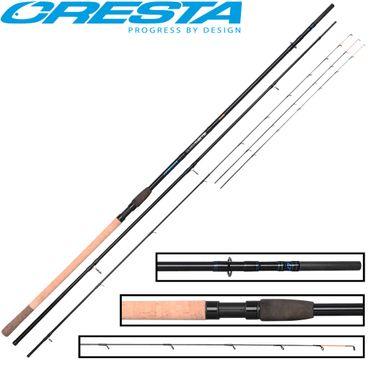 Cresta Blackthorne Feeder 3,60m 50g - Feederrute – Bild 1