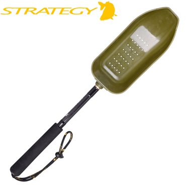 Strategy Short Bait Spoon Wide with holes - Futterschaufel – Bild 1