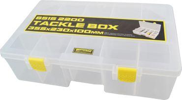 Spro Tackle Box 35,5x23x10cm - Tacklebox – Bild 1