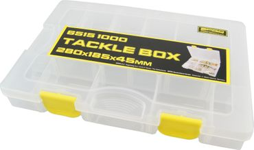 Spro Tackle Box 28x18,5x4,5cm - Angelbox – Bild 2