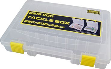 Spro Tackle Box 28x20x4,5cm - Angelbox – Bild 1