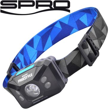 Spro Freestyle Sense Optics Black - Kopflampe – Bild 1