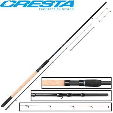Cresta Snyper Method Feeder 3m 50g - Feederrute – Bild 1