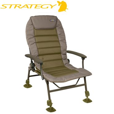 Strategy Outback High Relaxa Chair - Karpfenstuhl – Bild 1